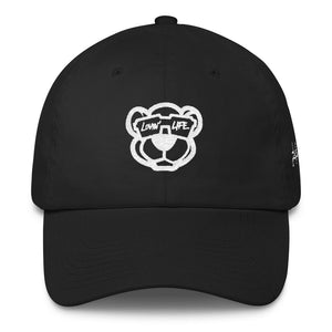 Leo Lion cool w DAD hat