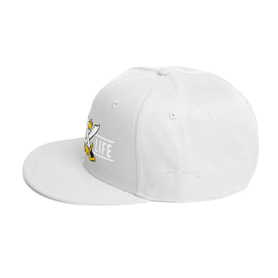 LOVIN' LIFE MEMBERS ONLY - GOLDEN HALO Snapback