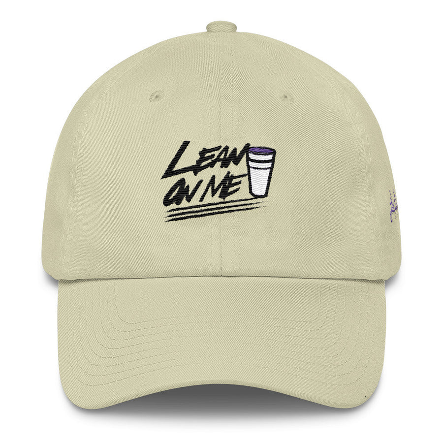 Lean on me DAD Hat