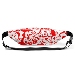 LOVIN' LIFE X OWNERS - ELEPHANT HEART - OWNERSHIP IS POWER COLLECTION - Fanny Pack