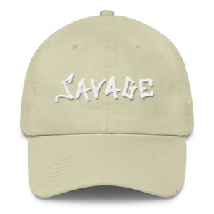 Savage 3D-Puff embroidered DAD hat