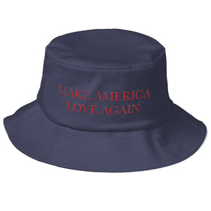 Make America Love Again Bucket Hat