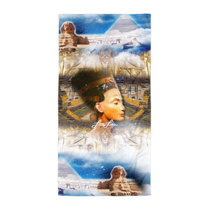 Light of Egypt Beach Blanket