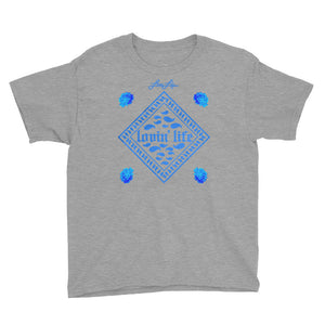 Youth Rosey Blue T-Shirt