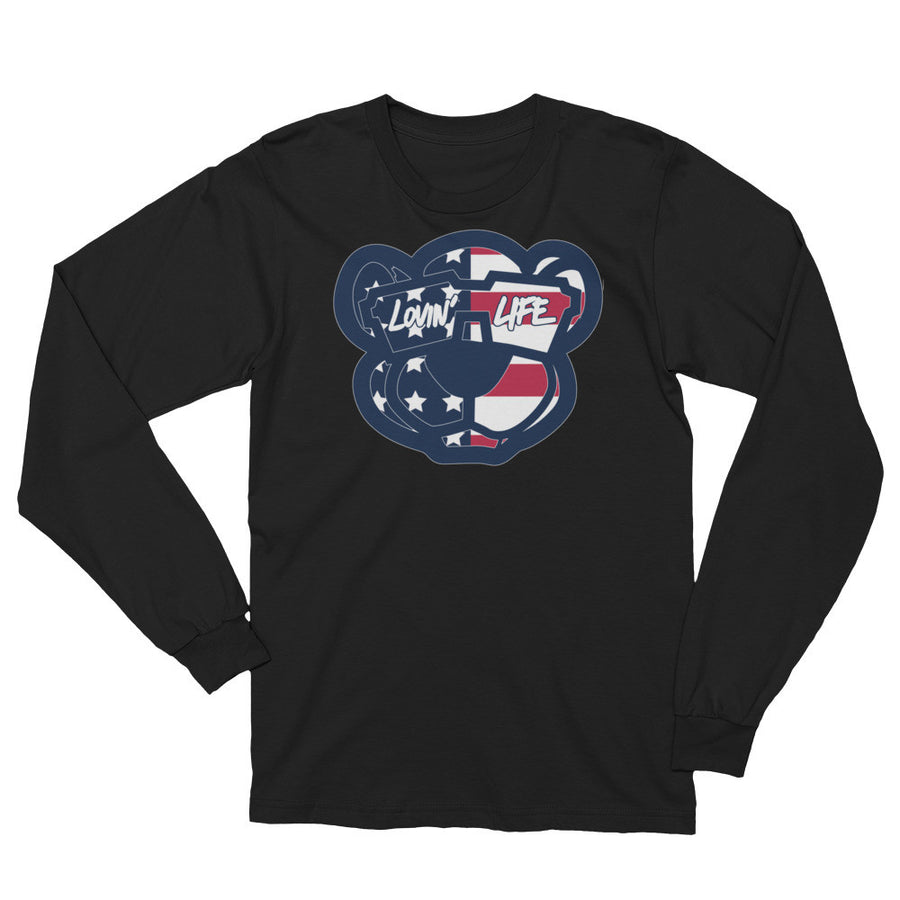 Leo Lion cub Long Sleeve T-Shirt