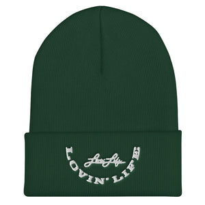 Lovin' Life - Grit - Cuffed Beanie FALL Collection