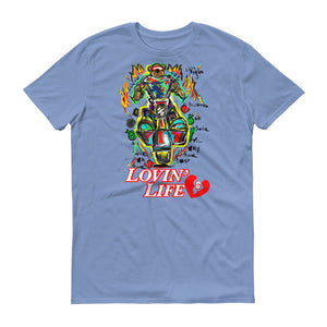 LOVIN' LIFE - Bike Lifers - HAVE HEART MONEY collection -  T-Shirt
