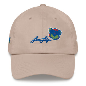 Lovin' Life Leo Lion cub - summer vibe '19 - Dad hat