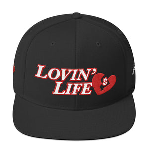 Lovin' Life - HAVE HEART MONEY - Snapback Hat