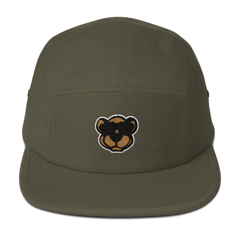 Leo Lion 2 Cool Five Panel Cap