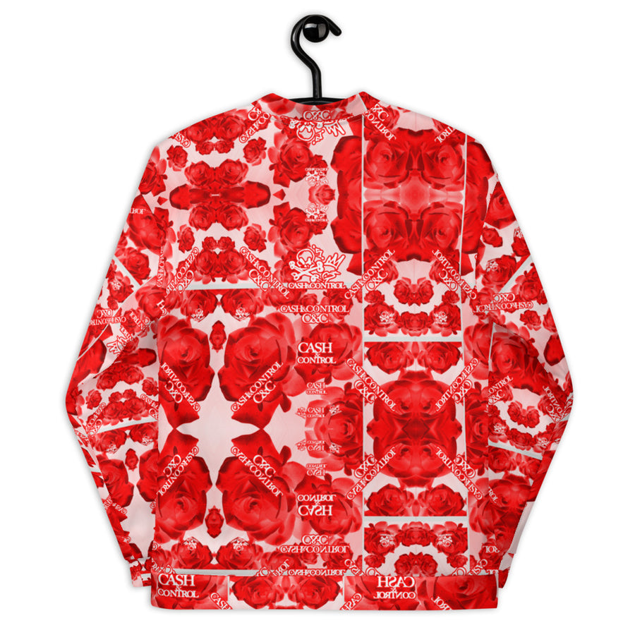 CASH&CONTROL Jacket RED Rosey (Cut & Sew)
