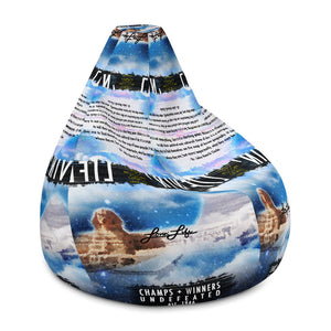 LOVIN' LIFE MEMBERS ONLY - DNA - Bean Bag Chair w/ filling