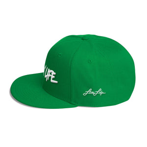 LL 3D-Puff embroidered Snapback