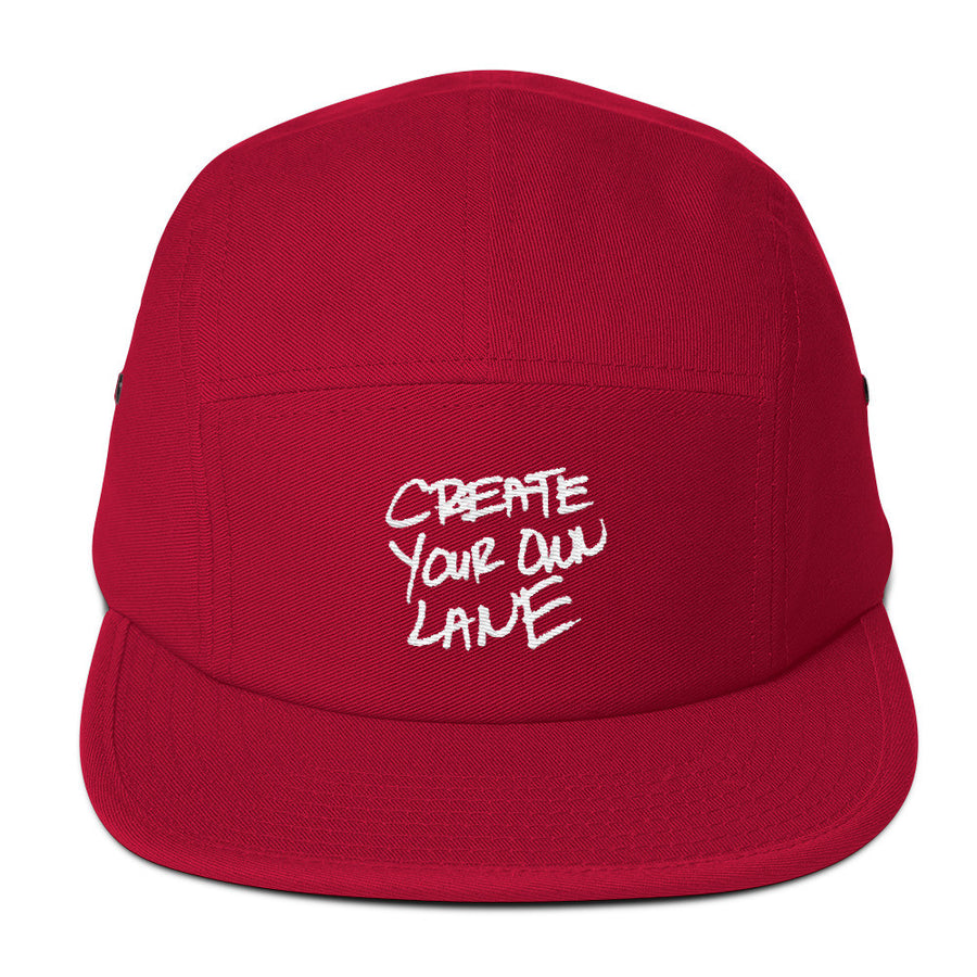 Create Your Own Lane Cap