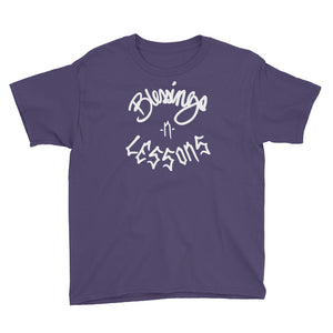 Youth Blessings n Lessons Sleeve T-Shirt