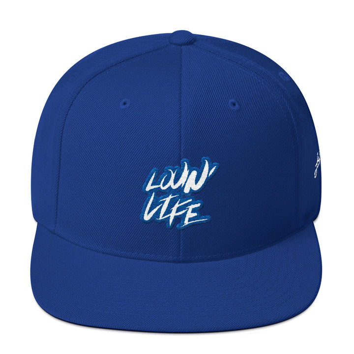 Lovin' Life - !$+$! - Snapback Hat -All Smiles collection