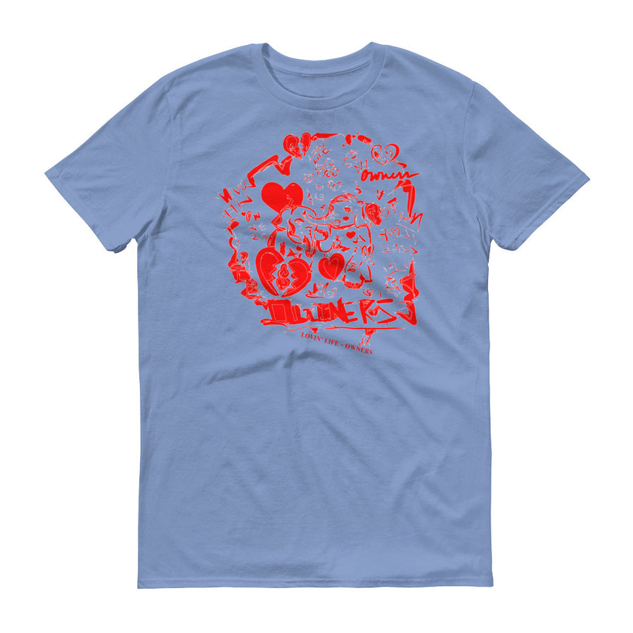 LOVIN' LIFE X OWNERS - ELEPHANT HEART - OWNERSHIP IS POWER COLLECTION - T-Shirt