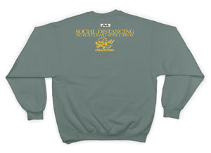 SOCIAL DISTANCING - Collection crew neck