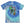 Load image into Gallery viewer, Lovin' Life - Bag Run 2 - Space Collection - Blue Tye Die T-shirt