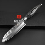 "5"" Stainless Steel Damascus Chef Knife"