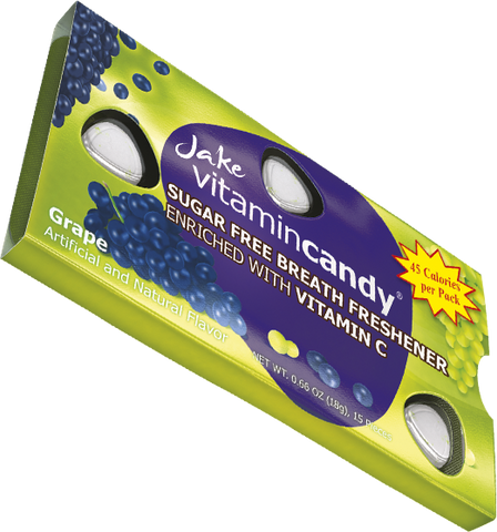 Jake Vitamincandy - Grape (Individual Pack)