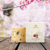 Nourishing and Glow - Rose & Geranium Handcrafted Soap, 100 gram