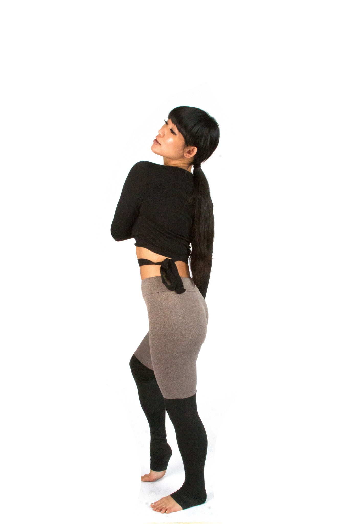 Contrast Sport Leggings