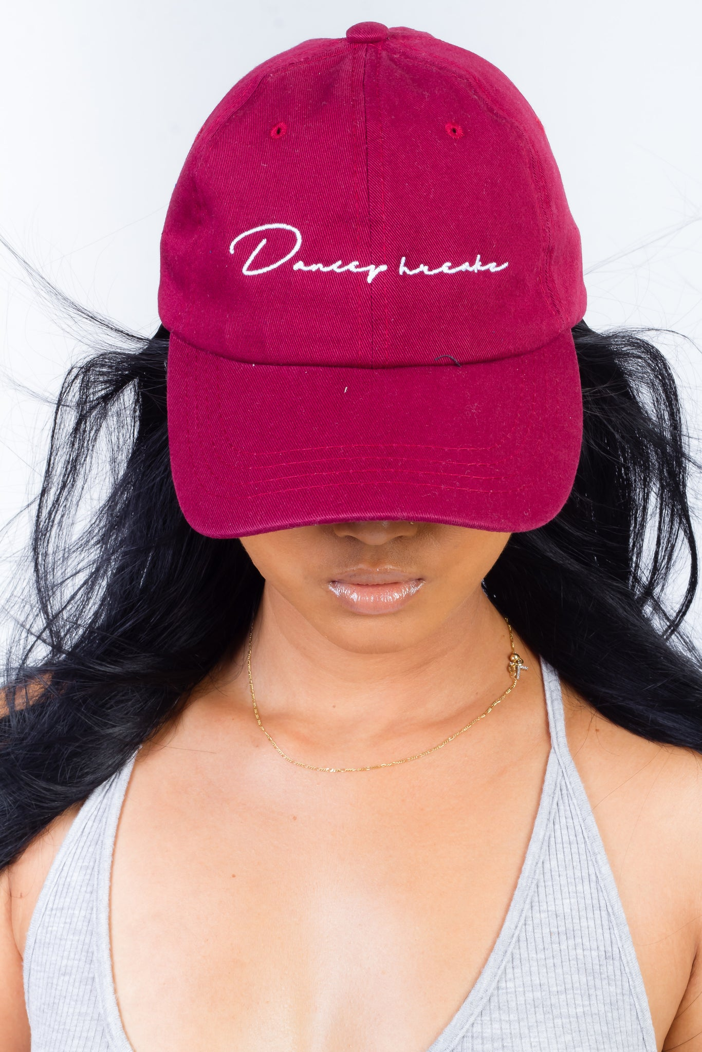 DancePhreakz Hat (Burgundy)