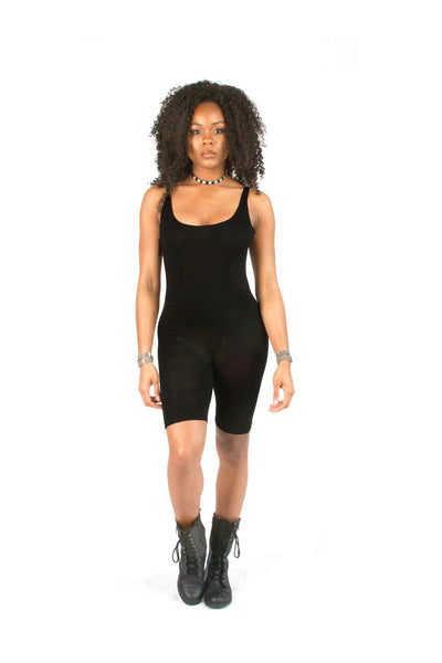 Sports Cotton Jumpsuit