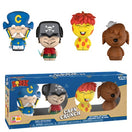 Cap'n Crunch 4-Pack Dorbz Funko Store Stickered 2018 San Diego Summer Convention Exclusive
