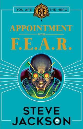 Fighting Fantasy Appointment with FEAR - Ozzie Collectables