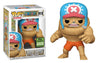 One Piece - Buffed Chopper ECCC 2021 Spring Convention Exclusive Pop! Vinyl