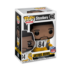 Antonio Brown - NFL Football Steeles POP! Vinyl