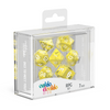 Oakie Doakie Dice RPG Set Translucent - Yellow (7) - Ozzie Collectables