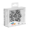 Oakie Doakie Dice RPG Set Speckled - Black (7) - Ozzie Collectables