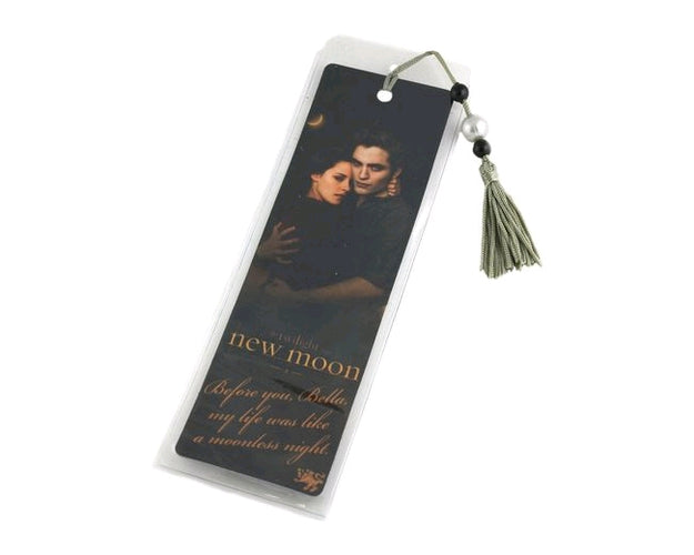 The Twilight Saga: New Moon - Bookmark Moonless Quote Edward & Bella - Ozzie Collectables