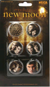 The Twilight Saga: New Moon - Pin Set of 6 Jacob & the Cullens - Ozzie Collectables
