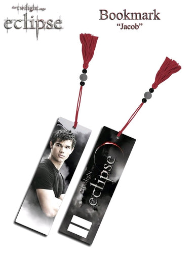 The Twilight Saga: Eclipse - Bookmark Jacob - Ozzie Collectables