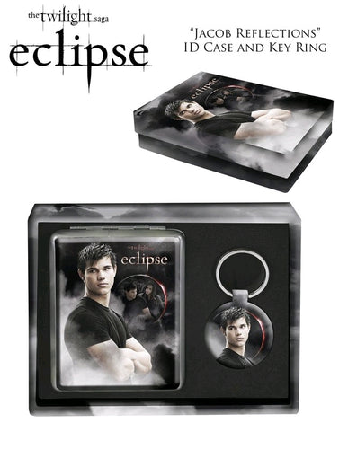 The Twilight Saga: Eclipse - ID Case & Key Ring Jacob Reflections - Ozzie Collectables