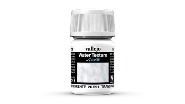 Vallejo Diorama Effects Transparent Water 35ml - Ozzie Collectables
