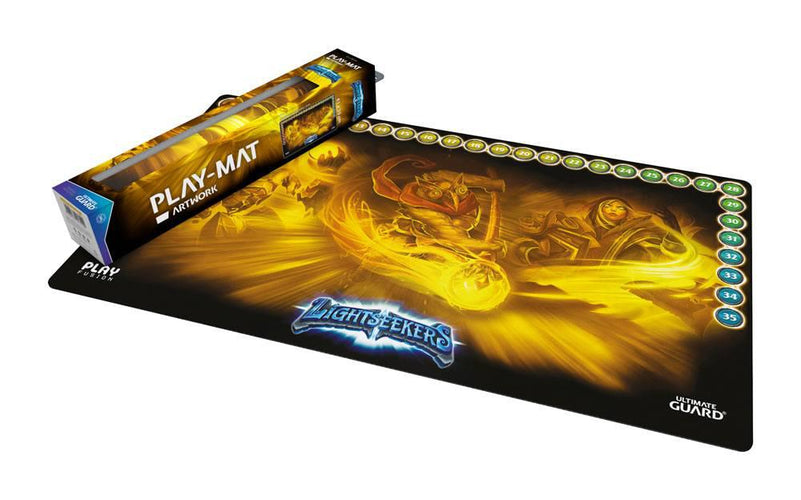 Ultimate Guard Lightseekers TCG Astral Playmat - Ozzie Collectables
