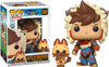 Monster Hunter Stories - Lute with Navirou Pop! Vinyl - Ozzie Collectables