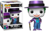 Batman 1989 - Joker with Hat Metallic US Exclusive Pop! Vinyl - Ozzie Collectables