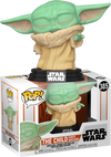 Star Wars: The Mandalorian - The Child Force Wielding US Exclusive Pop! Vinyl - Ozzie Collectables