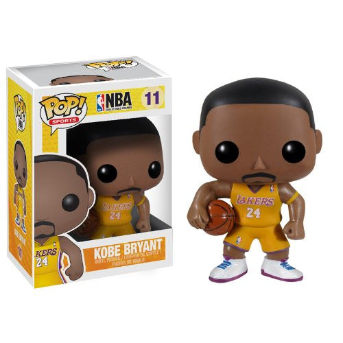 Kobe Bryant - LA Lakers #24 NBA POP! Vinyl Figure - Ozzie Collectables