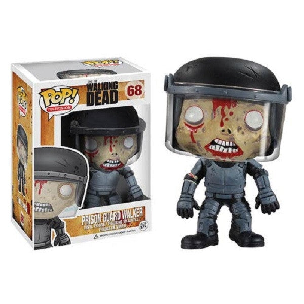 Prison Guard Walker - The Walking Dead Television POP! Vinyl Figure - Ozzie Collectables