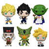 Dragon Ball Z Funko Fair 2021 Bundle - 6 POP! Vinyls