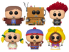 South Park Bundle - 6 POP! Vinyls