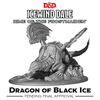 D&D Icewind Dale Rime of the Frostmaiden Dragon of Black Ice