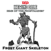 D&D Icewind Dale Rime of the Frostmaiden Frost Giant Skeleton - Ozzie Collectables